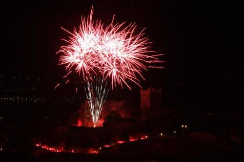 2015 Rhein in Flammen Bingen